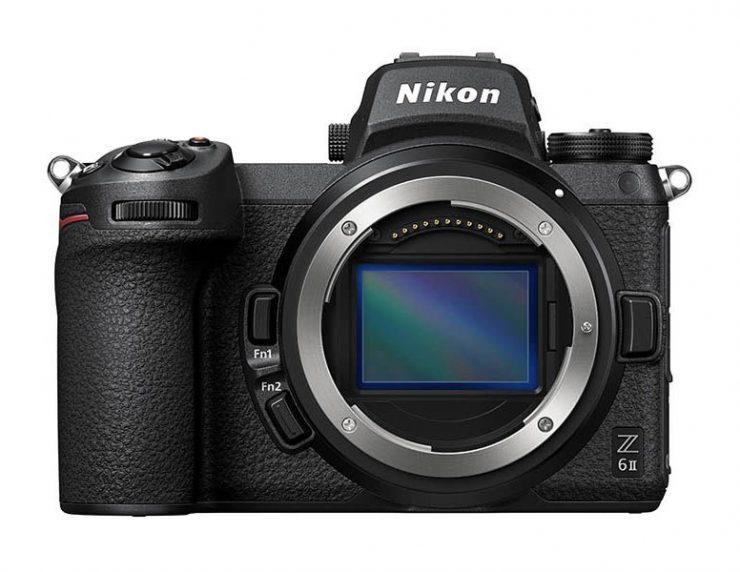 Nikon Z6 II camera 1
