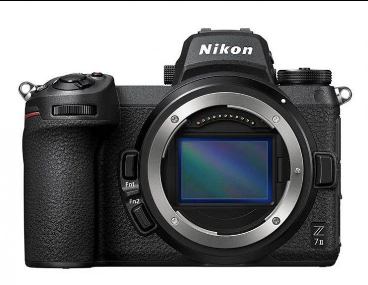 Nikon Z7 II camera 1