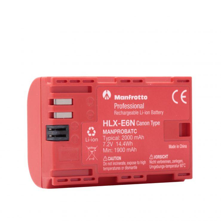 Professional Manfrotto Batteries MANPROBATC 2