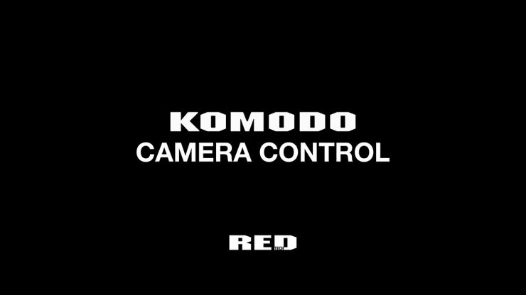 RED TECH KOMODO RED CONTROL 4K