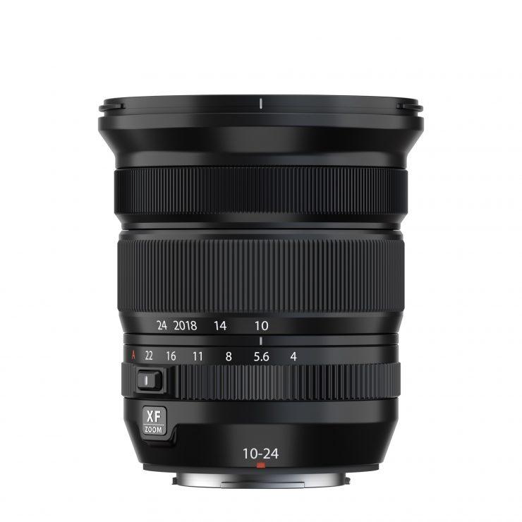 XF10 24mm lensFront 1