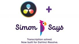 main davinci resolve simon says