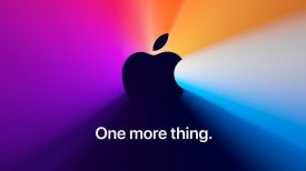 Apple Event — November 10