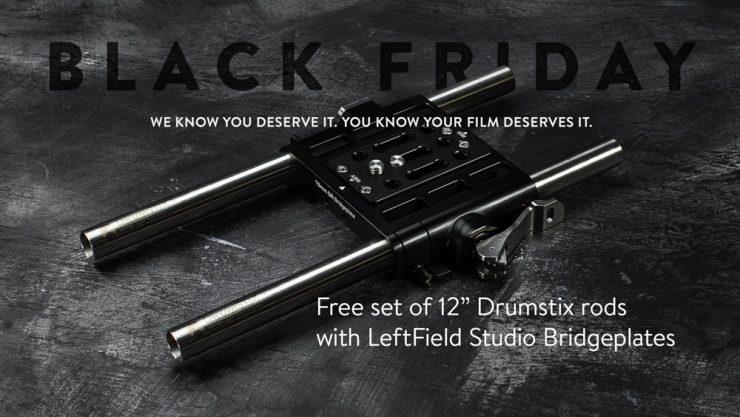 BTBF Free drumstix with studio bridgeplates