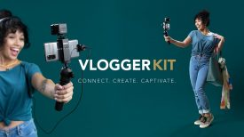 Features and Specifications of the RØDE Vlogger Kits