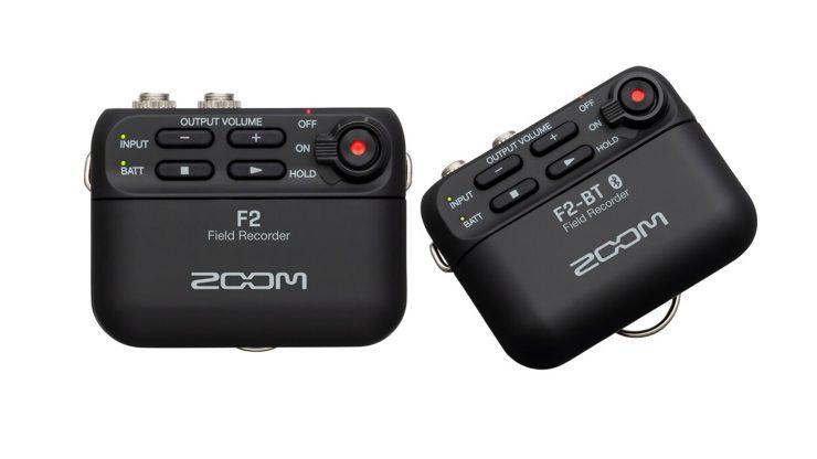 Zoom F2 pair