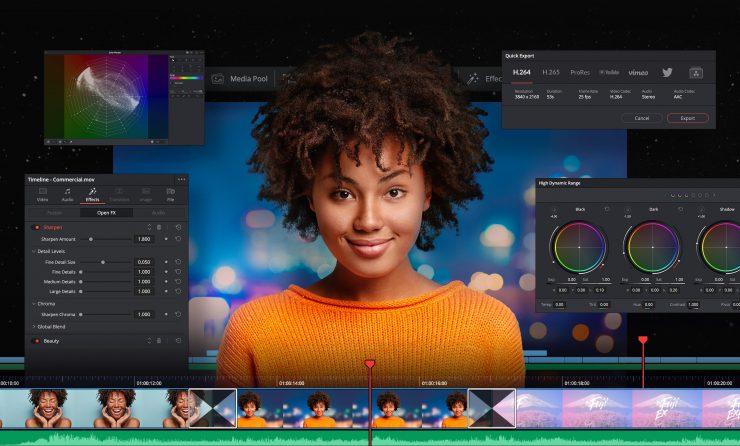 Blackmagic Design Davinci Resolve 17 1 Released Newsshooter