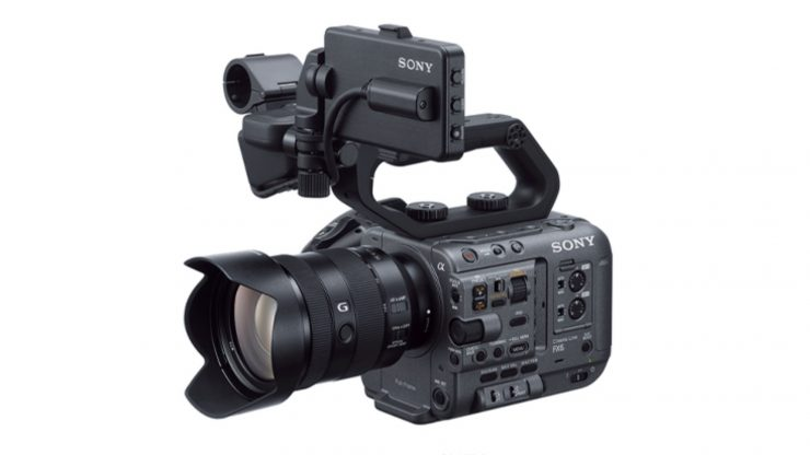 1 Sony FX6