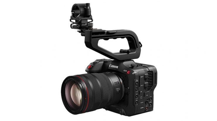 2 Canon C70