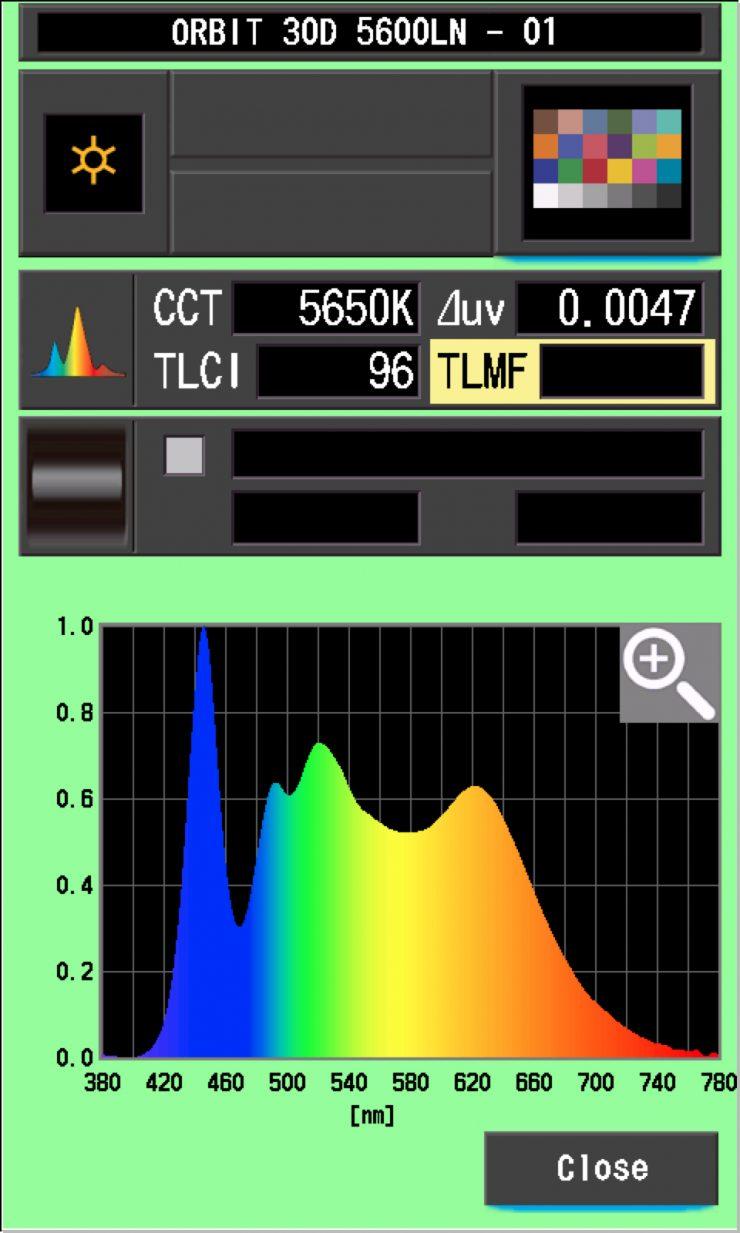 orbiter 5600k low noise
