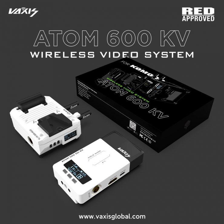 ATOM 600 KV BW2