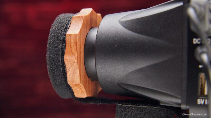 LEYE wood eyepiece