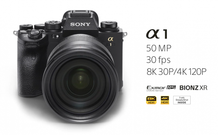 Annonce Sony A1