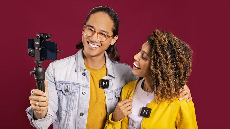 RODE WIRELESS GO II instiu 3 couple iphone vloggerkit jan 2021 1000x562 1