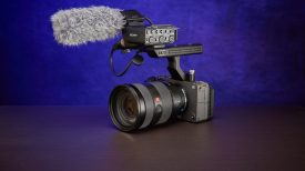 Sony FX3 With handle Thumb