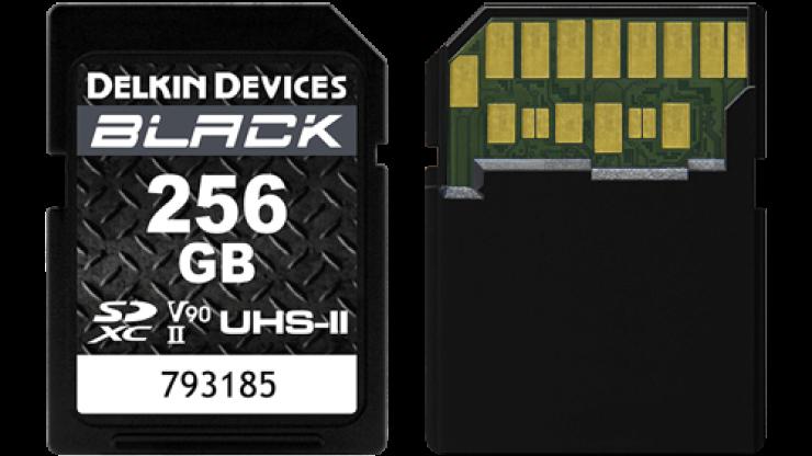 Delkin BLACK SD