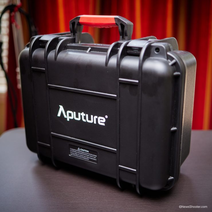 Aputure B7c Light Kit case