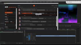 Finding Music In Adobe Premiere Pro with ALIBI Music Extension