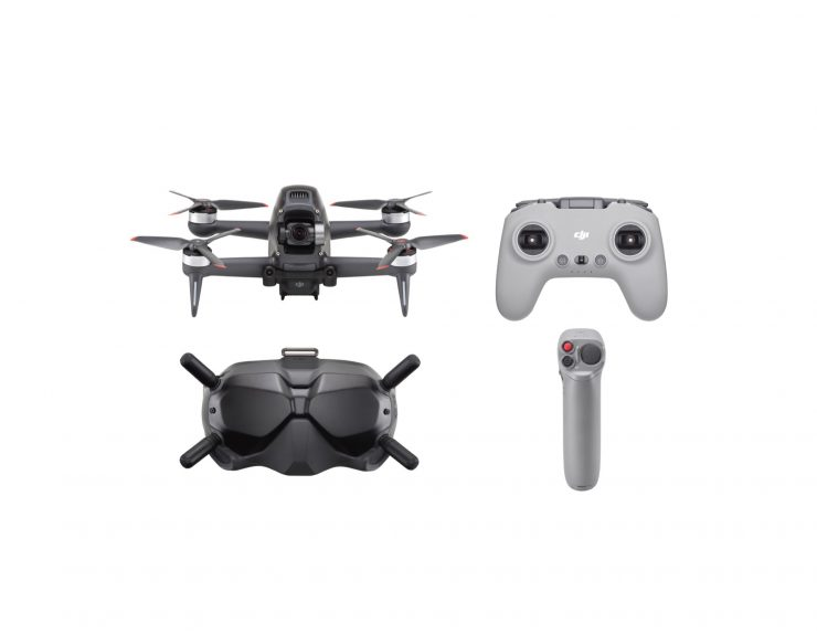 Goggles Motion Controller RC Drone 1