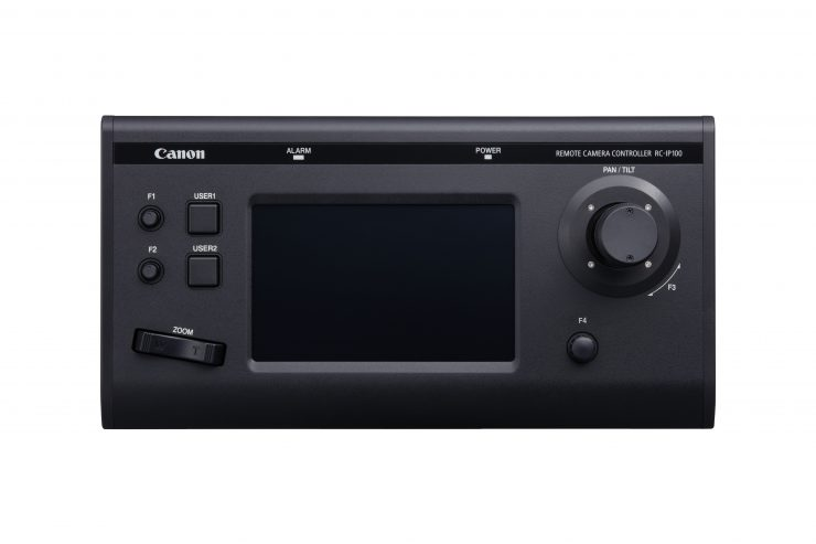 Remote Camera Controller RC IP100 FRT