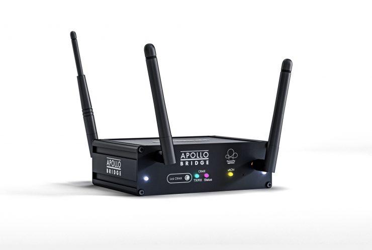 Litepanels Apollo Bridge Wireless DMX System
