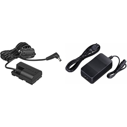Canon AC Adapter AC E6N with DC Coupler DR E6