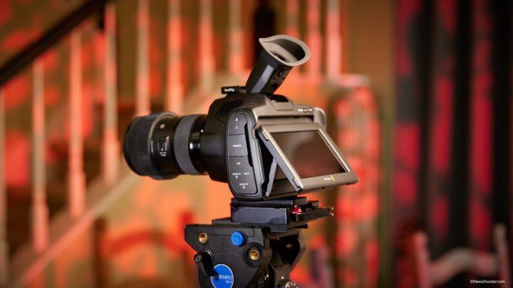 Pocket Cinema Camera 6K Pro Camera 2