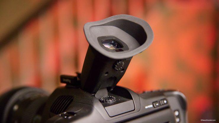 Pocket Cinema Camera 6K Pro Eyecup