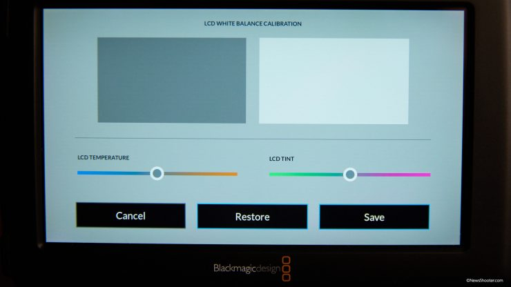 Pocket Cinema Camera 6K Pro LCD Before