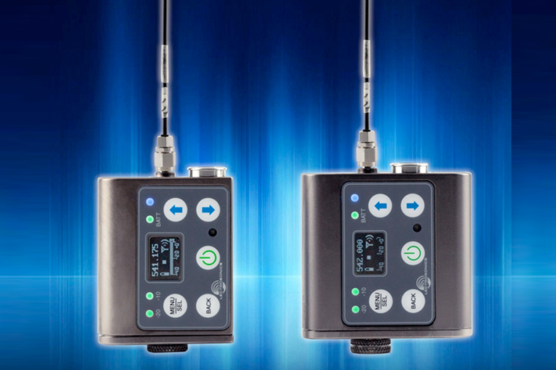 Lectrosonics DBSM single battery & DBSMD dual-battery bodypack transmitters - Newsshooter