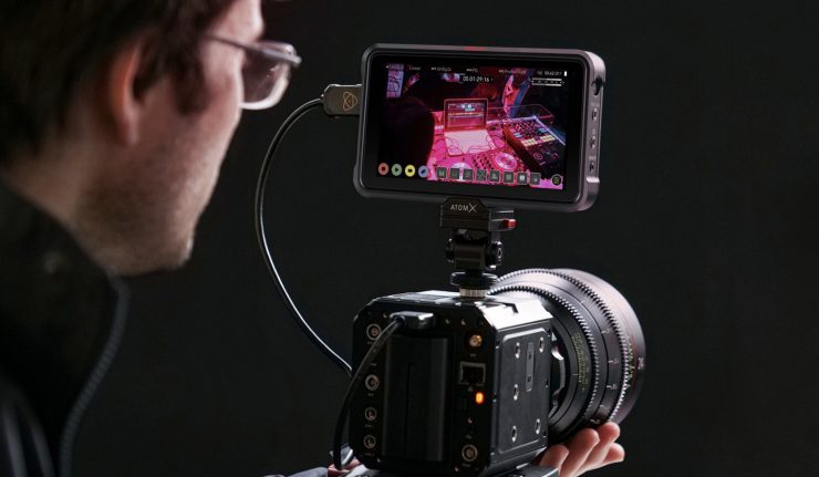 Atomos AtomOS 10.63 firmware update for the Ninja V
