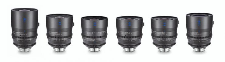 Tokina Cinema Vista One lenses