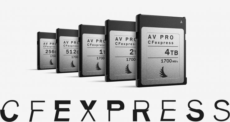 product CFexpress 1 lg HD