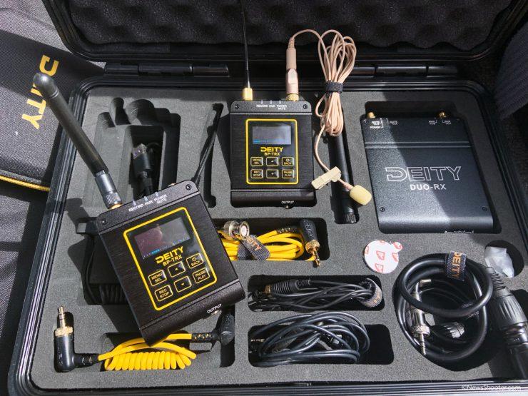 BP TRX Kit with W Lav Pro