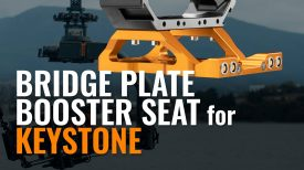 Bridge Plate Booster Seat for KEYSTONE