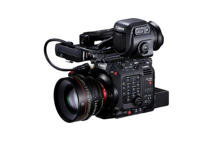 Canon C300 Mark III 3