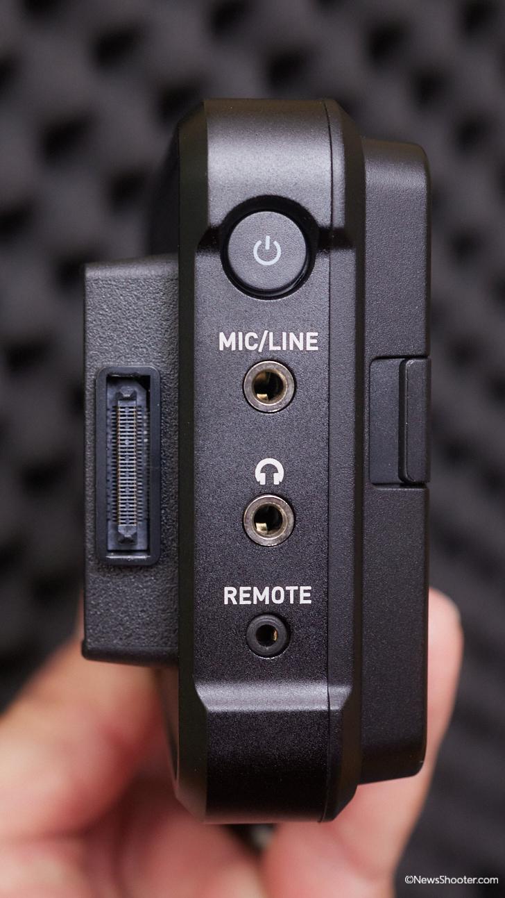 Master Control Unit side inputs