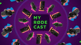 My RØDE Cast 2021 Win Your Dream Podcasting Setup