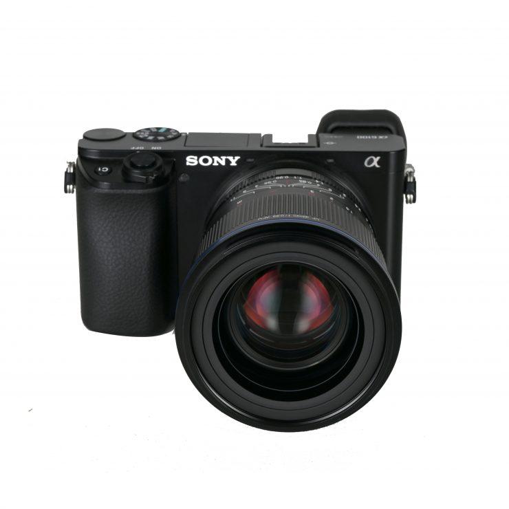 Sony E on camera 05