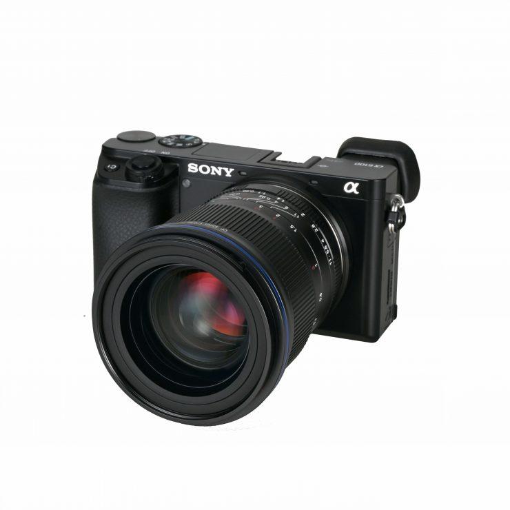 Sony E on camera 06 1