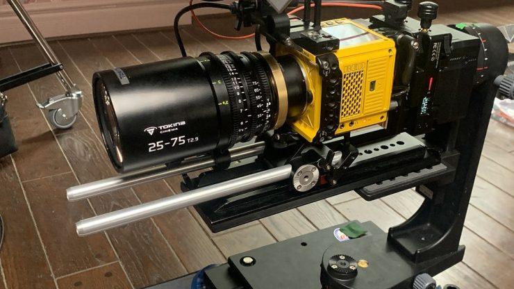 Tokina Cinema 25-75mm T2.9