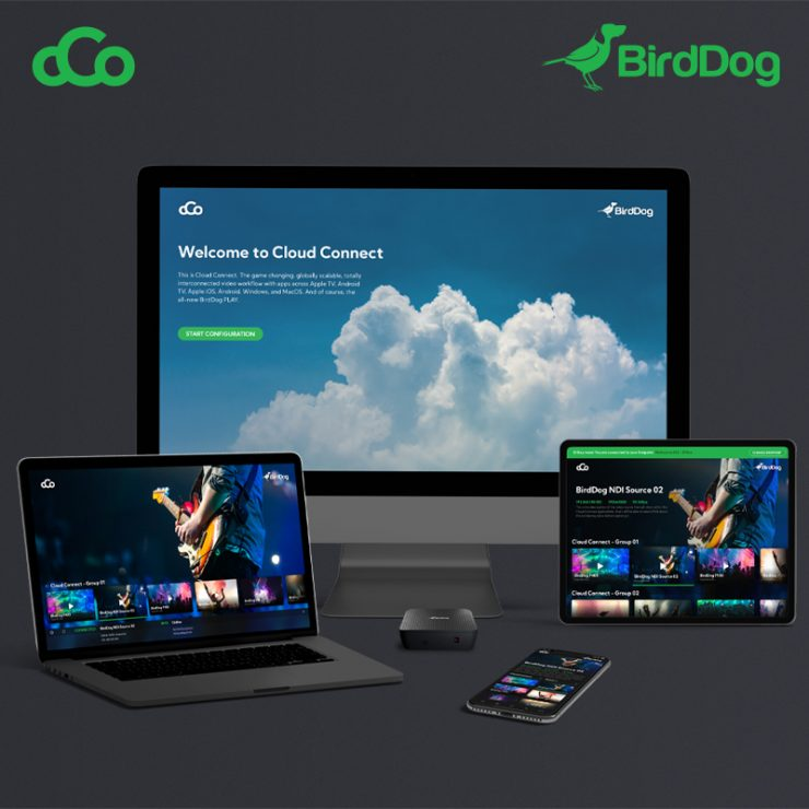 CloudConnect and Play