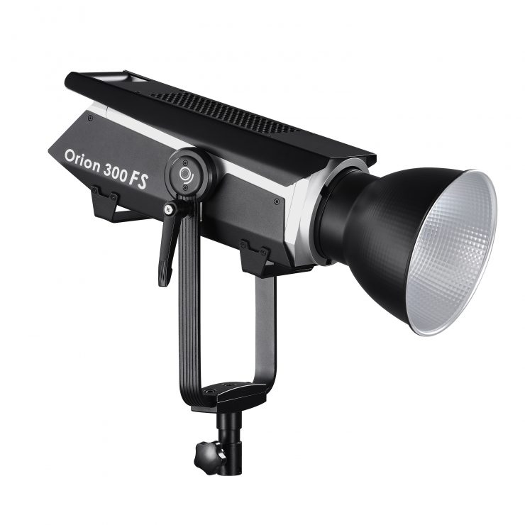 Prolycht Orion 300 FS Full Color RGBACL Spotlight - Newsshooter