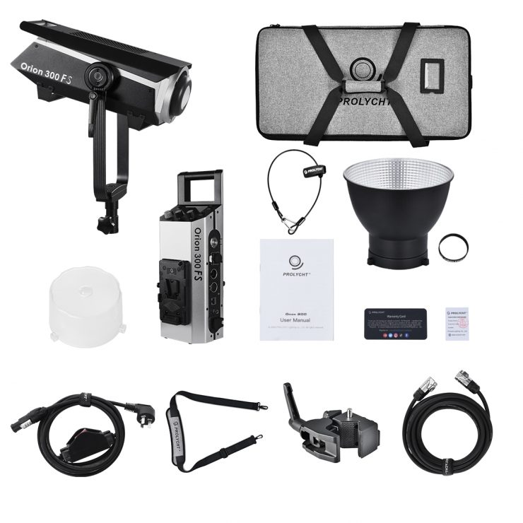 Orion 300 FS kit