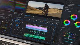 Premiere Pro Beta Apple M1 Macbook Pro