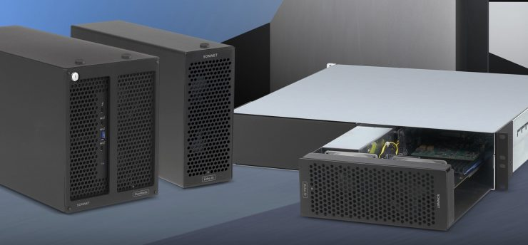 Sonnet DuoModo Thunderbolt expansion systems