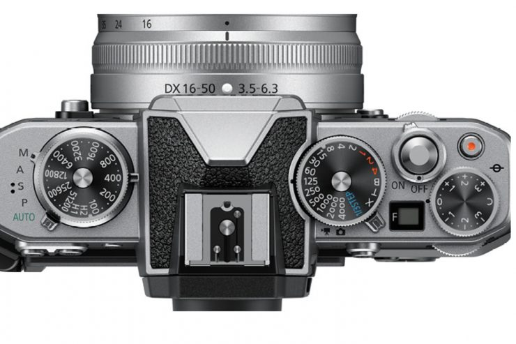 Nikon Z fc buttons