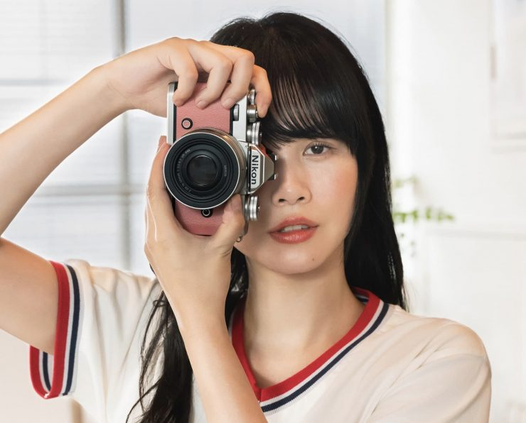 Nikon Z fc portrait mode