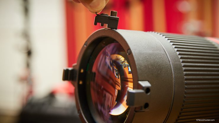 Spotlight Mini Zoom Front holder
