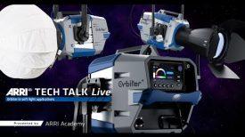 ARRI TECH TALK Live Orbiter in soft light applications